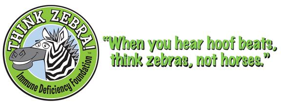 Zebra logo IDF