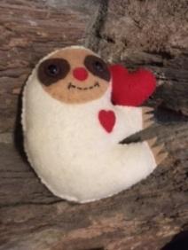 small sloth