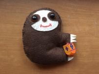 Hanukkah sloth #2