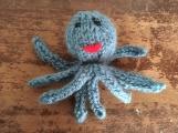 Med. Blue Octopus